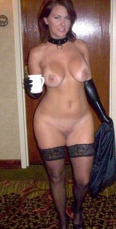 Hot Milf dressed up for some..