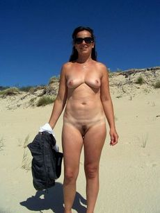 Real milfs prefer the nudist..