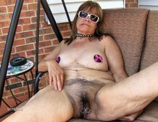 Incredible hot mature in stockings solo lovin