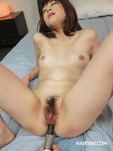 Hairy Japanese Girl Maki..