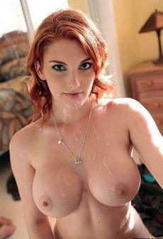 Hot redhair kinky milf adore..
