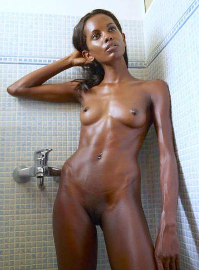 Nude girls sticking stuff in vigina